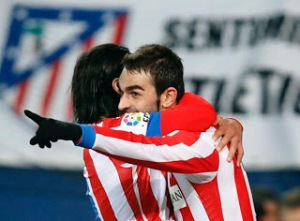 atletico madrid levante